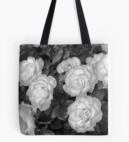 Roses Create Sensations of Summer Tote Bag