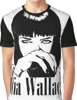 Mia Wallace Graphic T-Shirt