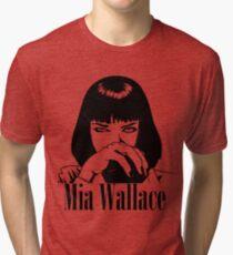 Mia Wallace Tri-blend T-Shirt