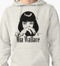 Mia Wallace Pullover Hoodie