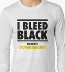 Bleed Black Long Sleeve T-Shirt