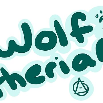 Wolf Therian by TrueCrimeStuff