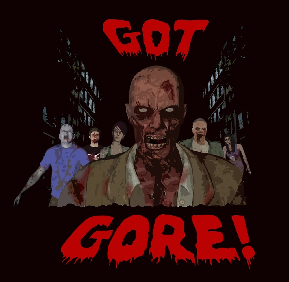 GOT GORE ZOMBIE ATTACK by DGSDIRECT