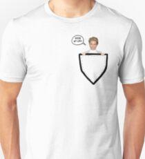 HELLO MY LOVE! Yolanda Foster Pocket Deco T-Shirt