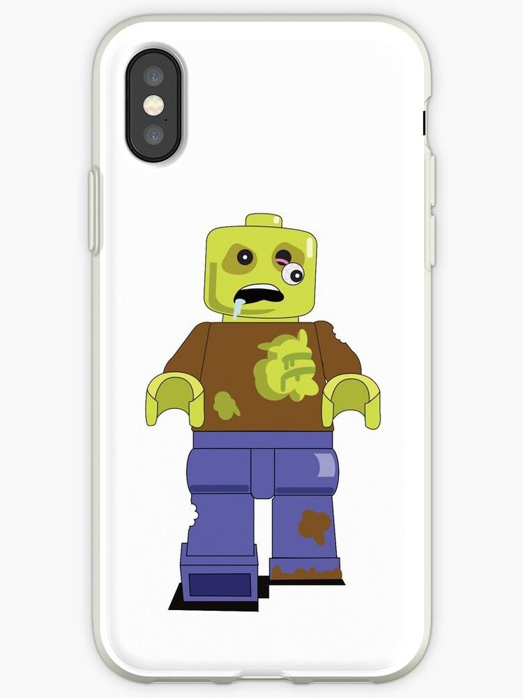Zombie Lego Man by EnigmaticJones
