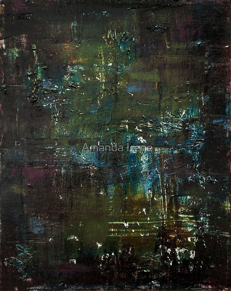 Abstract Painting by Amanda Irene