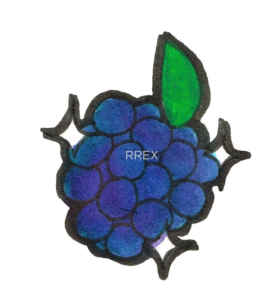 Cutie Fruit - Blackberry by RREX
