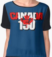 Canada 150 Anniversary Chiffon Top