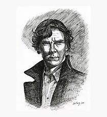 Benedict Cumberbatch Art Print Photographic Print