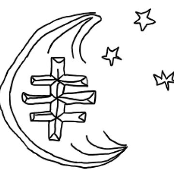 Moon Cross by TrueCrimeStuff