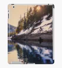 Reflections of a Dream Waterscape photography iPad Case/Skin