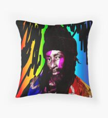 Justin Hinds SE (Special Edition) Throw Pillow