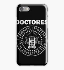 The Doctores iPhone Case/Skin