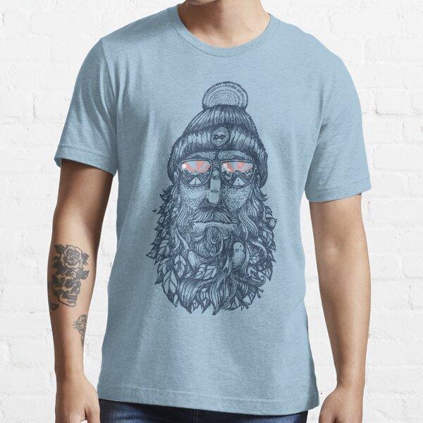 Captain Bird Beard shirt Essential T-Shirt