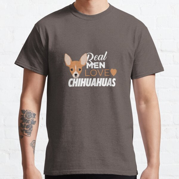 Real Men Love Chihuahuas Polo Shirt