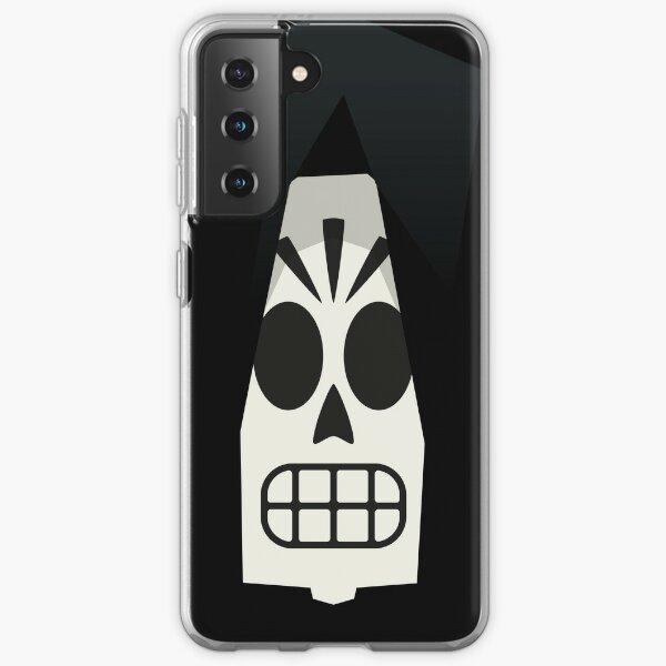 Grim Fandango - Manny Calavera (Grim Reaper version) Samsung Galaxy Soft Case
