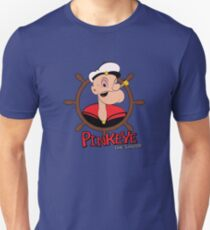 Pinkeye the Sailor Unisex T-Shirt