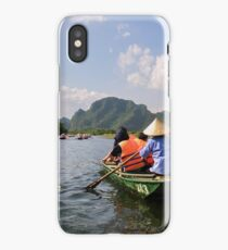 Trang An, Vietnam iPhone Case