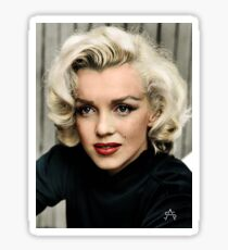 Marilyn Monroe Sticker