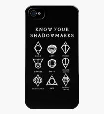 Know Your Shadowmarks (Light) iPhone 4s/4 Case