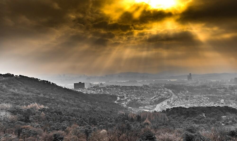 The apocalipse by Daniel Iordan Teodorescu