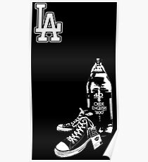 los angeles life style Poster