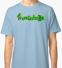 Lemmings (Genesis Title Screen) Classic T-Shirt