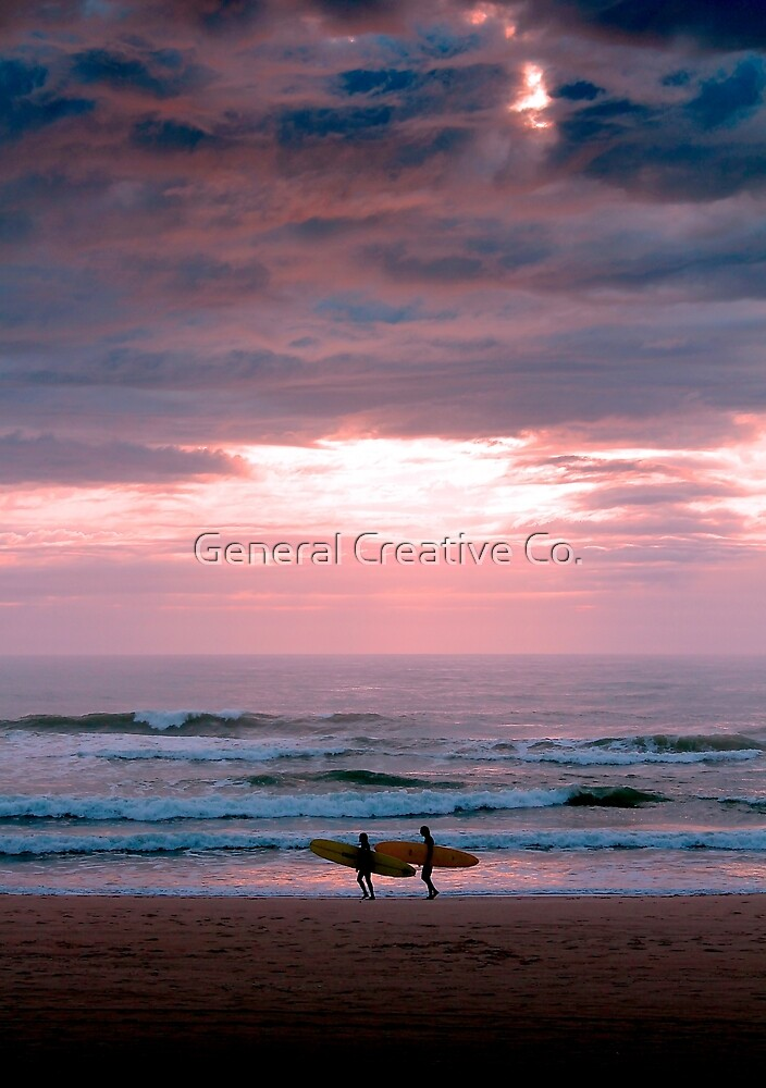 Go Surf by General Creative Co.