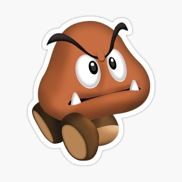 Goomba! Sticker