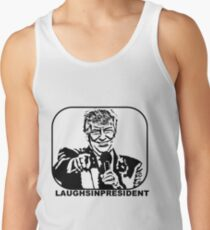 Laughs In President Tank Top
