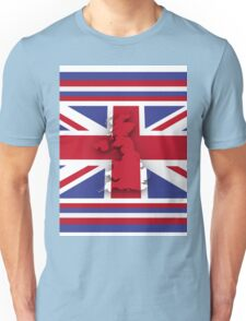 GREAT BRITAIN 3 Unisex T-Shirt