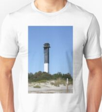 Sullivans Island lighthouse, SC T-Shirt