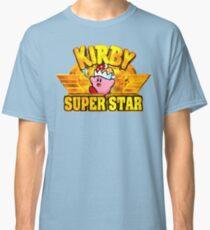 Kirby Super Star (SNES Title Screen) Classic T-Shirt