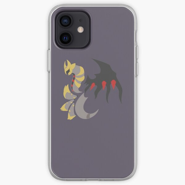 Mirror's Shadow - Giratina Altered Form iPhone Soft Case