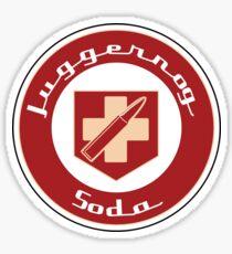 Juggernog Perk Logo Sticker
