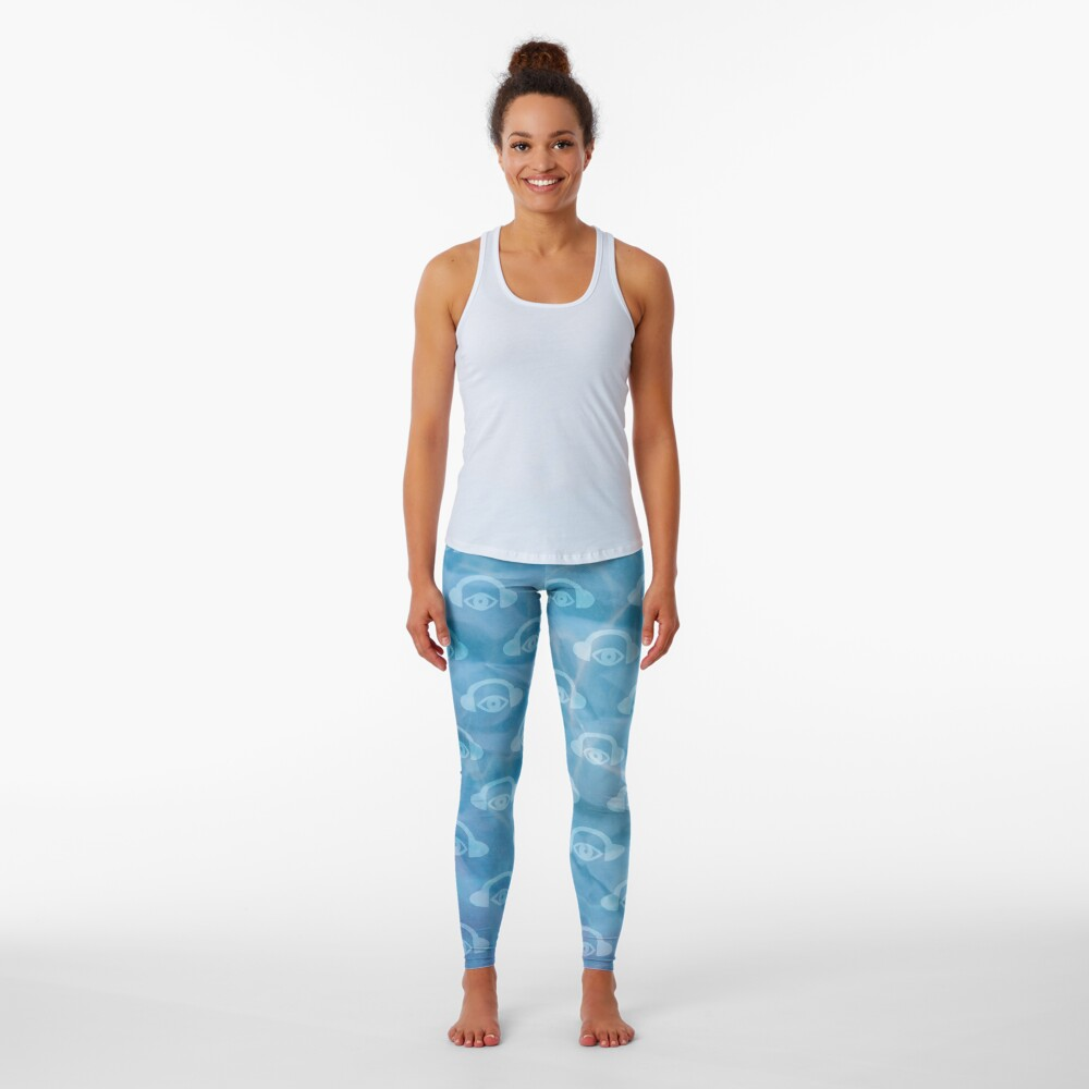 The Sights And Sounds: Water Works Leggings