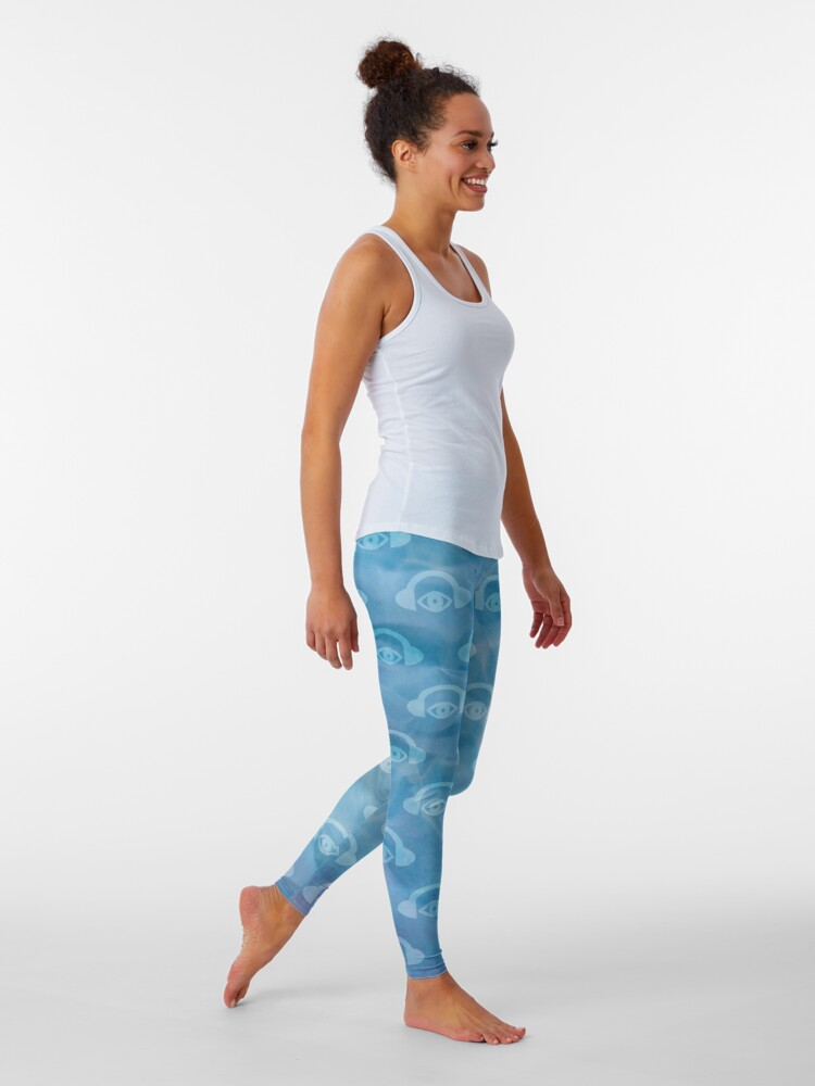 Alternate view of The Sights And Sounds: Water Works Leggings