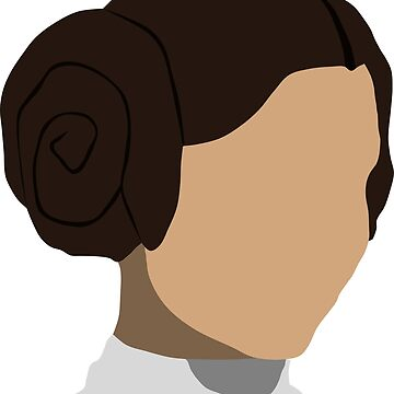 Princess Leia Head by feztivus