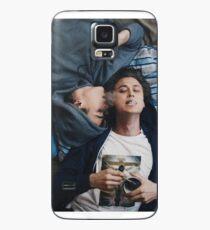 isak + evan skam Case/Skin for Samsung Galaxy