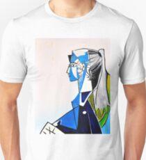 Sylvette - Tribute to Pablo Picasso Unisex T-Shirt