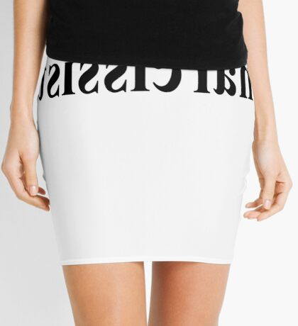narcissist Mini Skirt