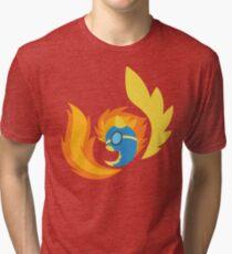 Wonderbolts - Spitfire (Uniform) Tri-blend T-Shirt