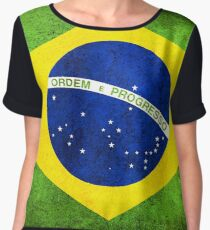 BRAZIL Chiffon Top