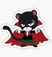 Pantherlily (Vampire Costume) - Fairy Tail Sticker