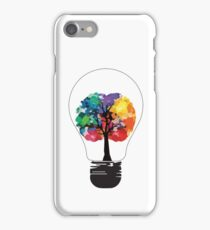 Creative Mind iPhone Case/Skin