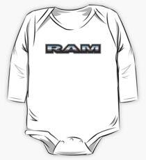 RAM - Chrome Baby Body Langarm