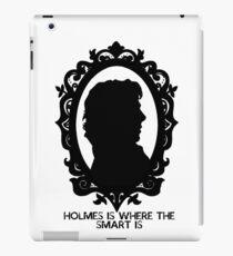 BBC Sherlock Holmes Cameo iPad Case/Skin