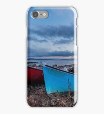 East Chester Sunsert iPhone Case/Skin