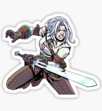 Ciri Sticker