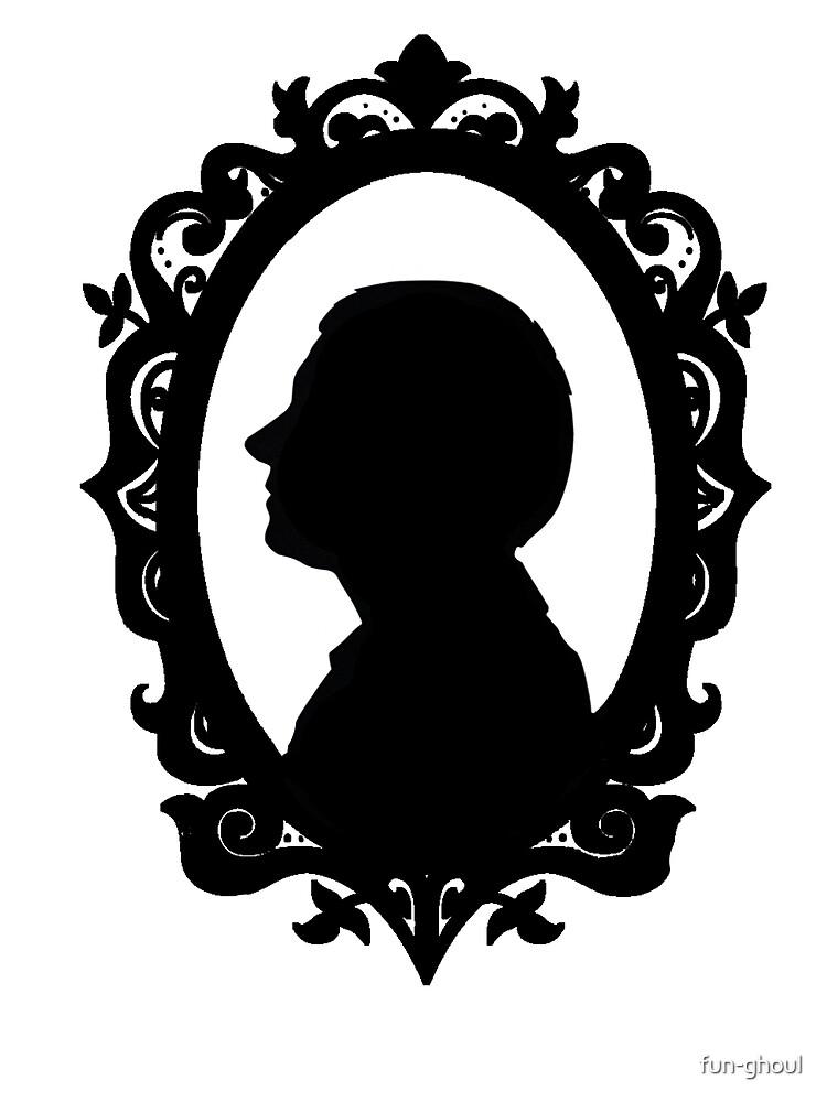 John Watson Silhouette  by fun-ghoul